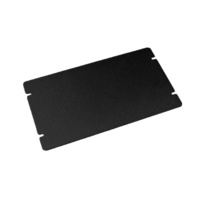 1431-12bk3 Black Steel Cover