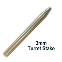 Turret Stake for 3mm eyelets and Turrets