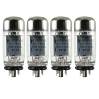 Matched Quad 5881 Sovtek Power Tubes