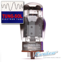 6550 Tung Sol Power Tubes