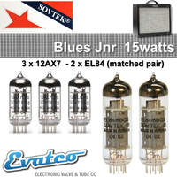 Sovtek Fender Blues Jnr Retube Set