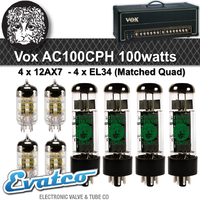 EH Vox AC100CPH Retube Set