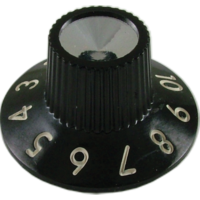Black Skirted Knob