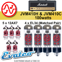 JJ Marshall JVM410H & 410C 100Watt Retube Kit