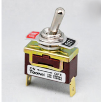 SPDT 2 position 2 pin Toggle Switch