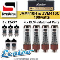 Svetlana Marshall JVM410H & JVM410C 100Watt Retube Kit