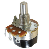 Alpha 1M Switched Potentiometer