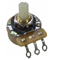 CTS Reverse Log Potentiometer