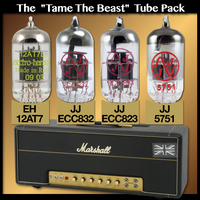 Tame the beast 4 Tube pack